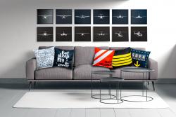 30 quadros - Modelo Novo + Personalização Simples